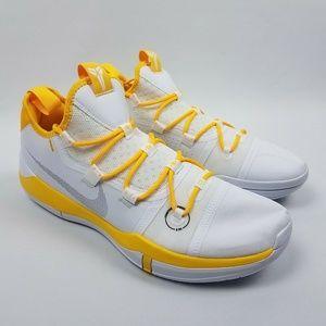 Nike Kobe Bryant Mens AD TB Promo White AT3874 106